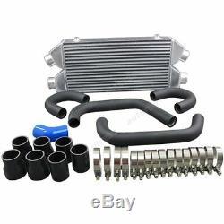 90-96 FMIC Intercooler kit Bolt on For Z32 300zx Twin Turbo