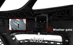 AMG E63 Style Front Bumper Cover Kit For Mercedes-Benz 2010-2013 E Class W212