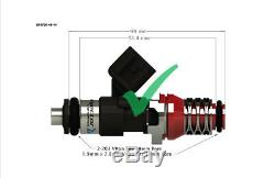 AMS Performance Coated Reverse Intake Manifold For 02-14 Subaru WRX & 04-19 STI
