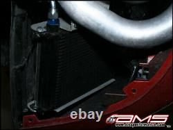 AMS Transmission Cooler Kit For 2008-2015 Mitsubishi Lancer Evo X MR & Ralliart