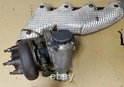 APS Twin Turbo Bolt On kit for C6 Corvette