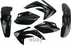 Acerbis Black Plastic Body Kit for Honda CRF 150 R CRF150R 07-16 2084600001