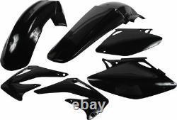 Acerbis Black Plastic Body Kit for Honda CRF 450 R CRF 450 R 02-03