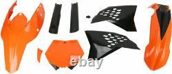 Acerbis Full Plastic Complete Kit For KTM 125-505 08-10 2198070354