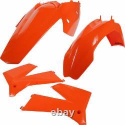 Acerbis Stock Colors Plastic Body Kit For KTM 300 450 525 EXC 2005-07