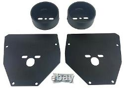 Air Ride Suspension Front Brackets & SS7 Slam Bags For 1963-72 Chevy C10 Truck