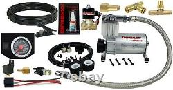 Airmaxxx Tow Assist Kit withOn Board 1/2 Air Control For 2014-18 Dodge Ram 3500