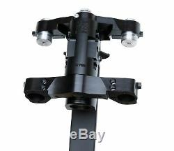 American Suspension Raw Bolt On Neck 26 Wheel Kit for Harley Touring 14-19