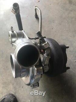 Atp Stock Location Bolt-on Gtx3076r Turbo Kit For Subaru 02-14 Wrx/04-16 Sti