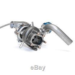 Atp Stock Location Bolt-on Gtx3076r Turbo Kit For Subaru 02-14 Wrx/04-16 Sti Ewg