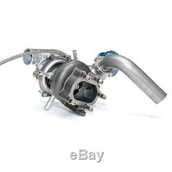 Atp Stock Location Bolt-on Gtx3576r Turbo Kit For Subaru 02-14 Wrx/04-16 Sti+ewg