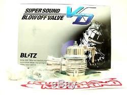 Blitz VD Bolt-on Blow Off Valve Bov Kit For 02-07 Gda Gdb Grb Wrx & 04-15 Sti