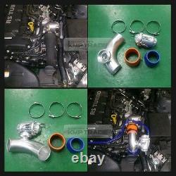 Blow Off Valve Bolt On Kit BOV Flange Pipe for HYUNDAI 2009-2017 Genesis Coupe