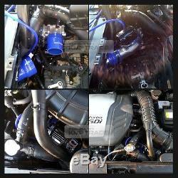 Blow Off Valve Bolt On Kit BOV Flange Pipe for HYUNDAI 2011-2017 Veloster Turbo
