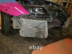 Bolt-On Ball Bearing Twin Turbo Kit For Nissan 300ZX Z32 VG30DETT GTX2860R