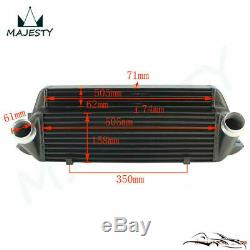 Bolt On FMIC Intercooler + Piping Hose Kit For BMW 1/2/3/4 Series F20 F22 F32 RD