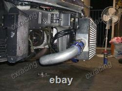 Bolt On Front Mount Intercooler Kit For 03-05 Lancer Evolution EVO 8 9 VIII