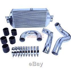 Bolt On Front Mount Turbo Intercooler Pipe Kit For Evo7 Evo8 Evo9 03-07 V2