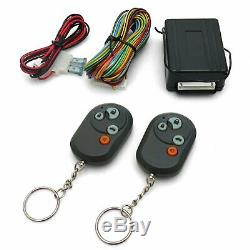 Bolt On Shave Door Kit for Most 1980 1999 GM Cars & Trucks with 8 Channel Remote