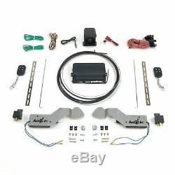 Bolt On Shave Door Kit for S-10 (1 PAIR) with Alarm and Remotes AutoLoc hot rod