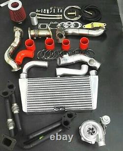 Bolt On Turbo Kit for Toyota GT86 FT86 Subaru BRZ With GT2871 Turbo 350hp+
