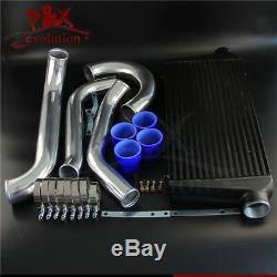 Bolt On Upgrade Intercooler Kit with pipes for Toyota Supra JZA80 / 2JZGTE 93-98