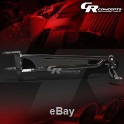 Bolt-on Dom Torque Arm Tunnel Mount+crossmember Kit For 93-02 Camaro/firebird