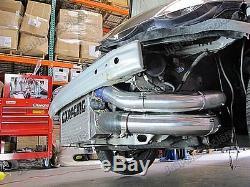 Bolt on Intercooler Piping Kit For 01-06 Honda Civic Integra DC5 Acura RSX K20