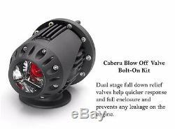 CABERU Blow Off Valve B. O. V. Bolt-On Kit for KIA Optima K5 11-15