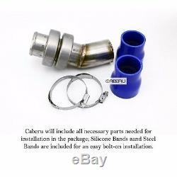 CABERU Resonator Pipe Bolt-On Kit for KIA Sportage R 2011+ R-Engine