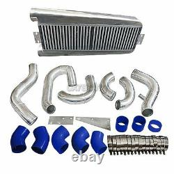 CXRacing Bolt On Intercooler Kit For 87-93 Mustang 5.0 Supercharge V3 Fox Body