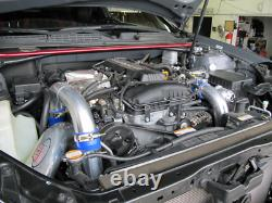CXRacing Bolt-on FMIC Intercooler Piping Kit BOV For 08+ Hyundai Genesis Coupe