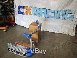 CXRacing Bolt on FMIC Intercooler Piping Kit BOV For 2010 2015 Kia Optima 2.0T