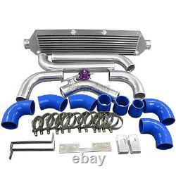 CXRacing Bolt-on Turbo front mount Intercooler Kit For 10-13 2nd Gen MazdaSpeed3