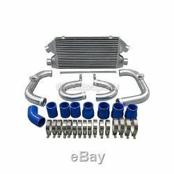 CXRacing FMIC Intercooler kit Bolt On BOV Hard Pipe For 90-96 Nissan 300ZX Z32