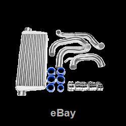 CXRacing FM Bolt-on 31x11.75x2.75 INTERCOOLER PIPING KIT For 89-99 S13 SR20DET