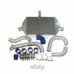 CXRacing FM Intercooler Kit Bolt On For 03-05 Lancer Evolution EVO 8 9 VIII