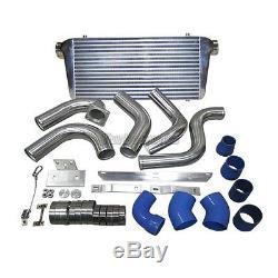 CX Bolt-on FMIC Intercooler Piping Kit For 89-91 Dodge Ram Cummins 5.9L Diesel