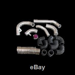 CX Bolt-on FM Intercooler Piping Turbo Air Intake Kit For 94-99 Mazda MX-5 Miata