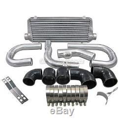 CX Bolt-on Front Mount Intercooler Intake Piping Kit For 11+ GM Chevy Sonic 1.4T