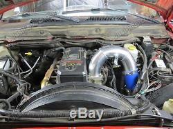 CX Bolt-on Intercooler Intake Piping Kit For 02-08 3rd Gen Dodge Ram Cummins 5.9