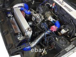 CX Bolt-on Intercooler Piping BOV Kit For Mazda RX7 SA FB 13B RX-7 Single Turbo