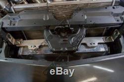 CX Bolt-on Intercooler Piping BOV Kit for LS1 LSx Engine 82-92 Camaro Swap Black
