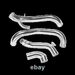 CX Bolt-on Intercooler Piping Kit BOV For 89-99 Nissan 240SX withS14 SR20DET Blue