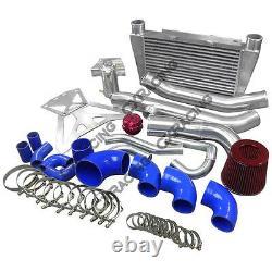 CX Bolt-on Intercooler Piping Kit BOV Rad Hard Pipe for RX8 RX-8 Turbo RX7 13B