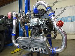 CX Bolt-on Intercooler Piping Kit For 98-07 Chevrolet Silverado Vortec V8 GMT8