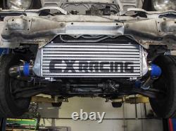 CX FM Bolt-on Intercooler Kit BOV For 89-05 Mazda Miata MX-5 T25 / T28 Turbo
