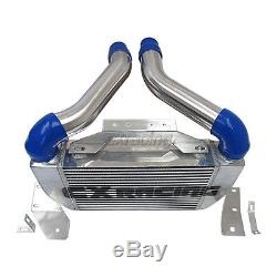 CX FM Bolt-on Intercooler Kit BOV For Mazda RX7 RX-7 FD Single or Stock Turbo