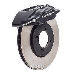 Caterham Complete Bolt On Front Big Brake Upgrade Kit For Pre2014 Road/Track Car