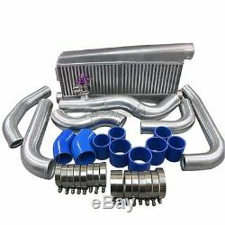 Complete Bolt On FMIC Intercooler Kit For 79-93 Fox Body Ford Mustang V8 5.0